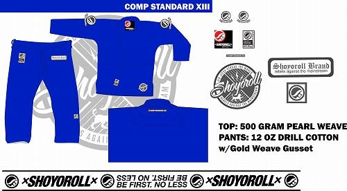 Shoyoroll Comp Standard XIII