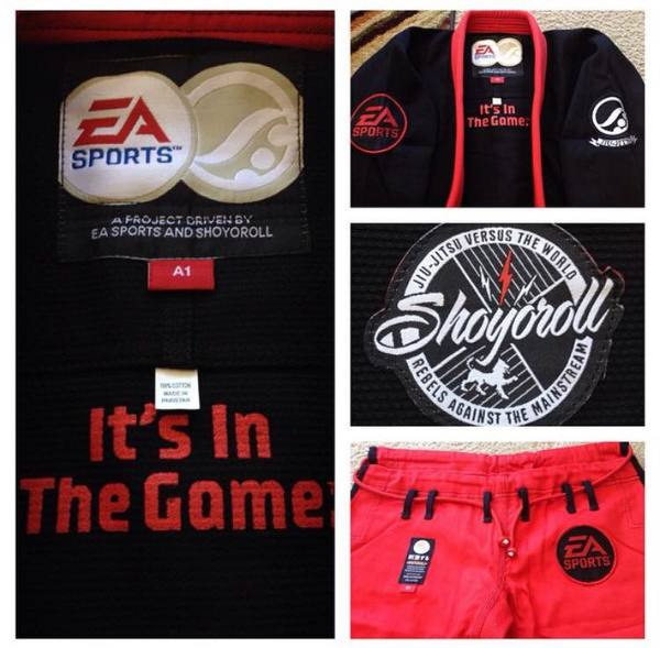 Shoyoroll EA Sports Gi
