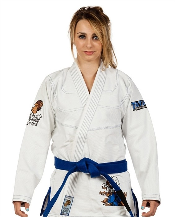 Tatami Ladies Thinker Monkey Gi