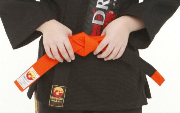 Dragao BJJ Belt