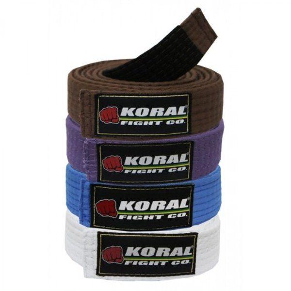 Koral BJJ Belts