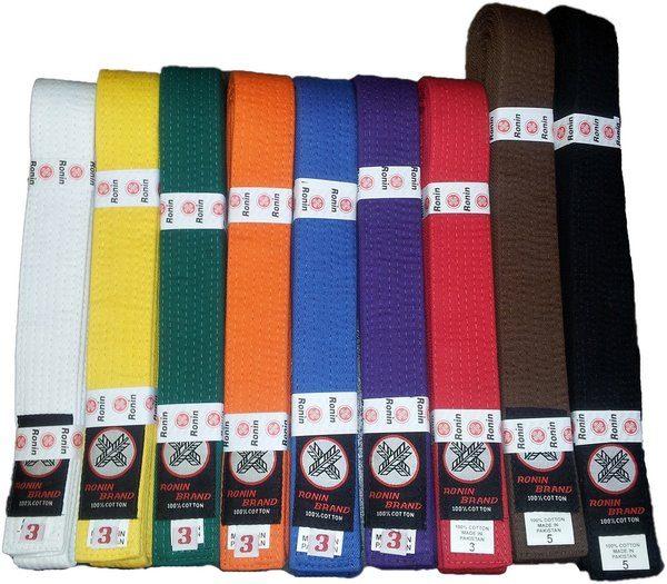 Ronin Brand BJJ Belt