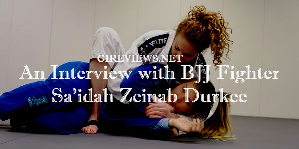 An Interview with BJJ Fighter Saidah Zeinab Durkee