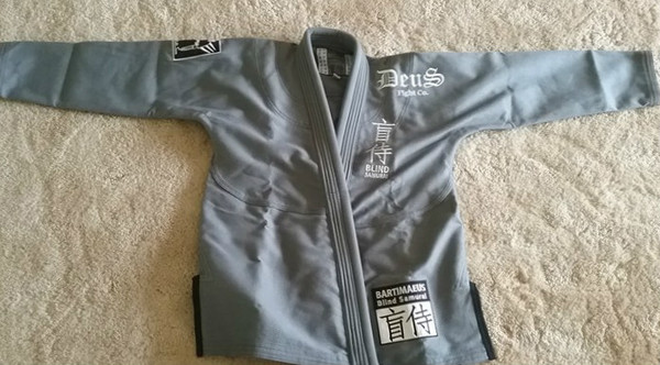 Deus Fight Co Blind Samurai Open