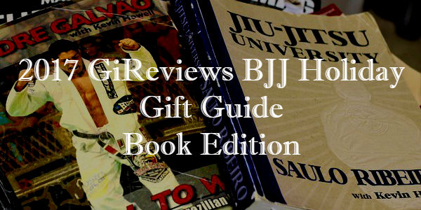 2017 GiReviews BJJ Holiday Gift Guide