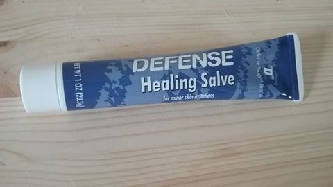 Defense Healing Salve and Essential Oil Review