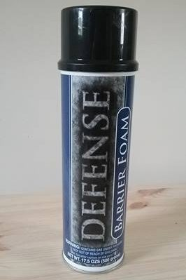Defense Barrier Foam Review