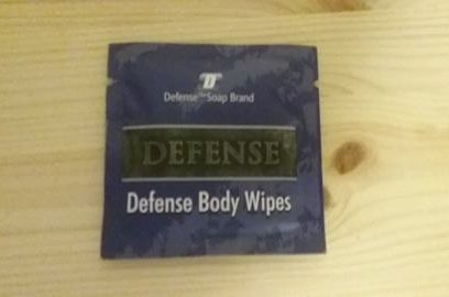 Defense Body Wipes Review