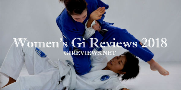 Women's Gi Reviews Master List 2018