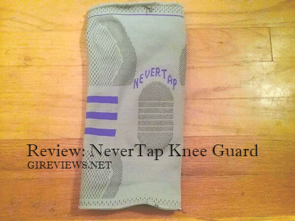 Review: NeverTap Knee Guard