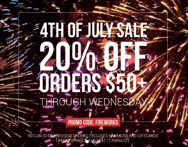 Fourth of July 2018 - MMA Warehouse