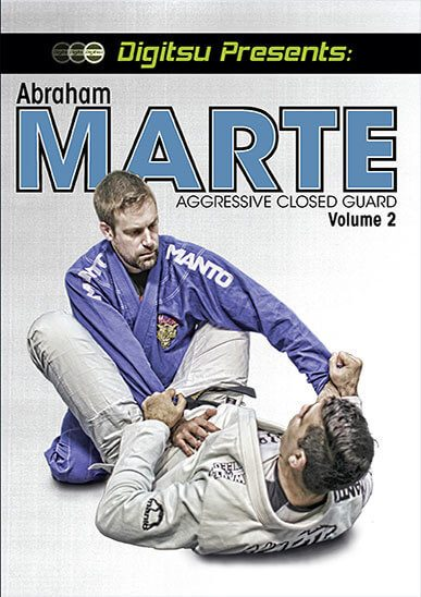 Abraham Marte - Aggressive Closed Guard Vol 2