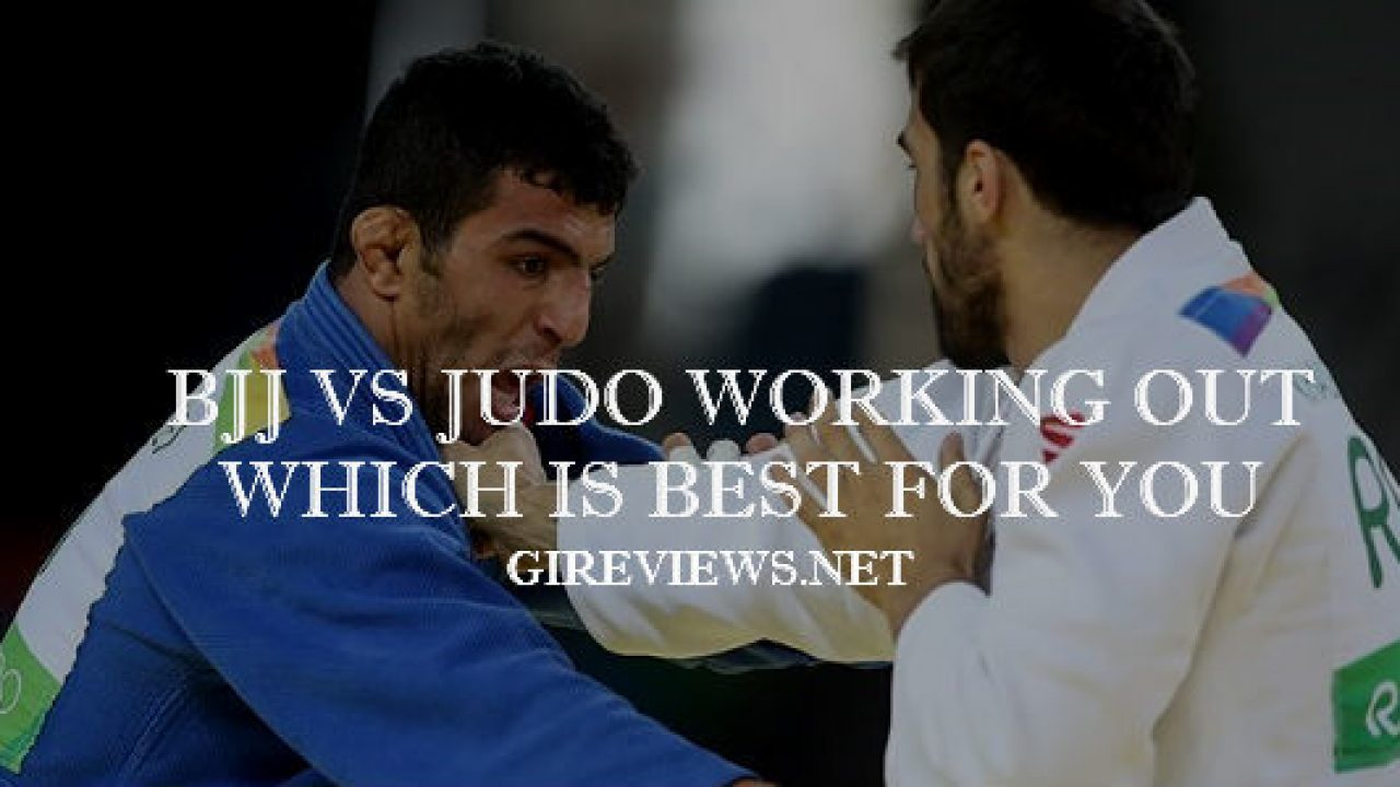 BJJ Vs Judo working out which is best for you | Brazilian