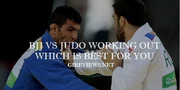 BJJ Vs Judo which is best