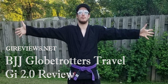 BJJ Globetrotter Travel GI 2.0