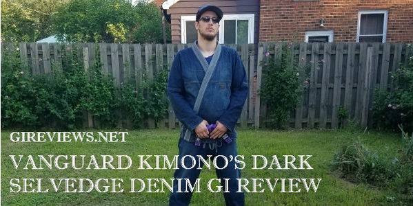 Vanguard Kimonos Dark Selvedge Denim Gi Review