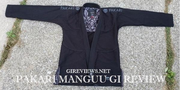 Pakari Manguu BJJ Gi Review