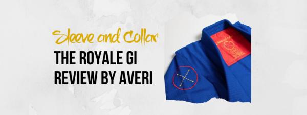 bjj sleeve and collar gi
