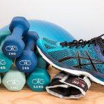 dumbbells home gym