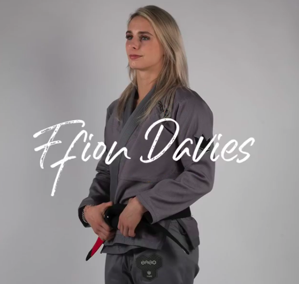 ffjion davies kingz kimonos gi